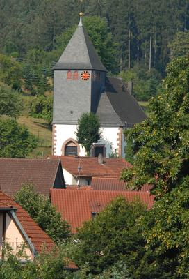 Ev. Kirche Jossa