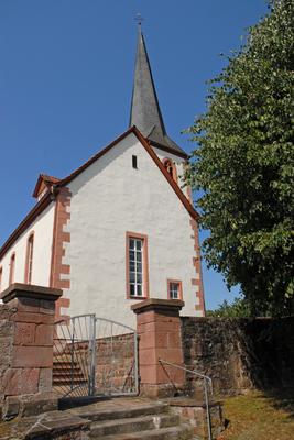 Ev. Kirche Mottgers