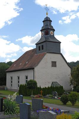 Ev. Kirche Neuengronau