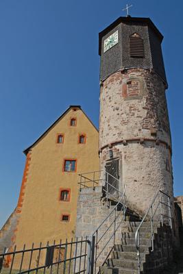 Ev. Kirche Schwarzenfels