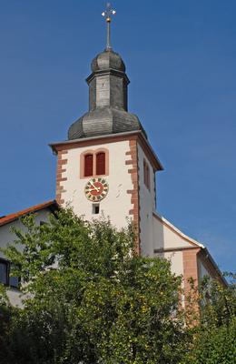 Ev. Kirche Sterbfritz