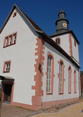 Ev. Kirche Weichersbach