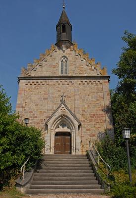St. Bonifatius-Kirche Züntersbach