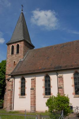 St. Wigbert-Kirche Weiperz