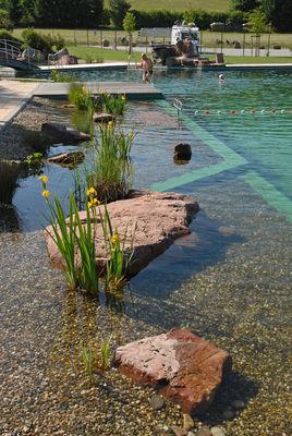 Naturbad Altengronau 2